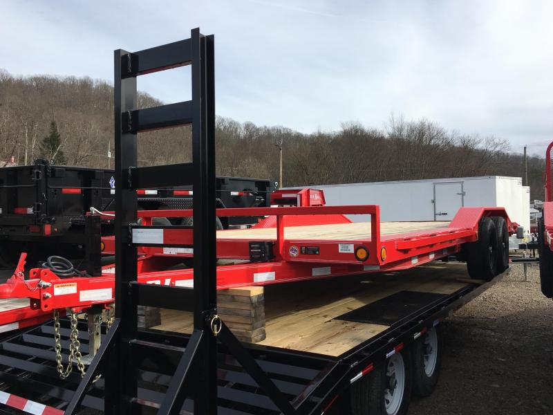 "2019 PJ 102""x20' 5"" Channel Trailer K3036535"