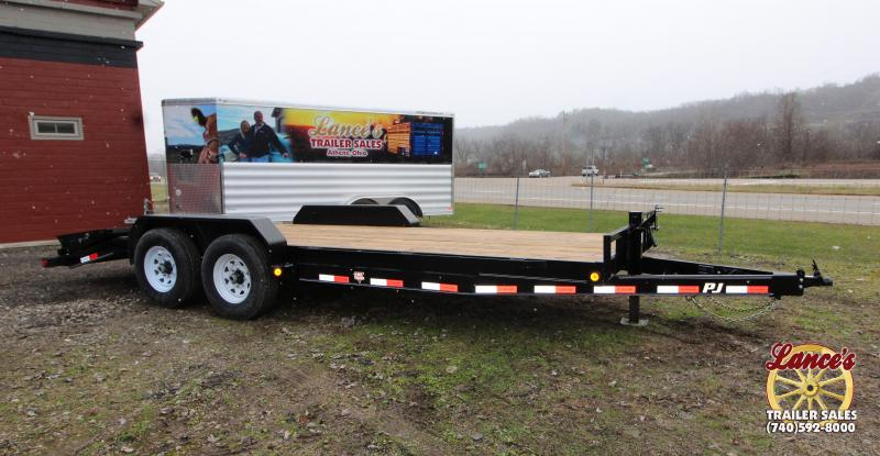 "2019 PJ 83""x20' 6"" Channel Car Hauler"