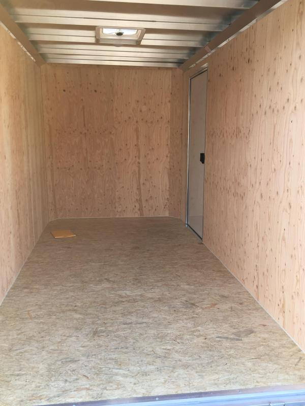 2019 ATC Raven 6'x12' Single Axle Cargo Trailer