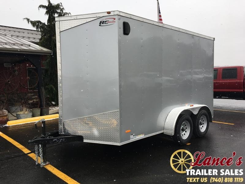 2019 RC Trailers 7'x12' Enclosed KM652140