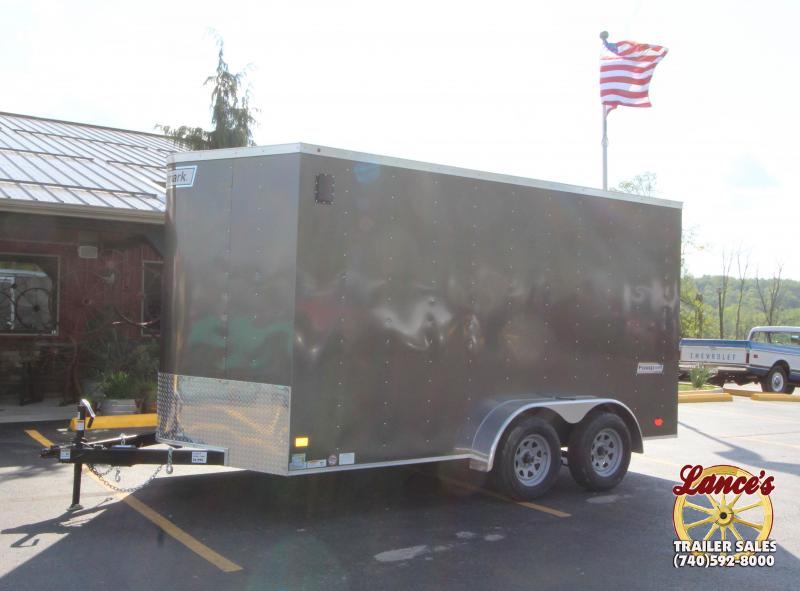 2018 Haulmark Passport 7'x12' Enclosed Cargo Trailer