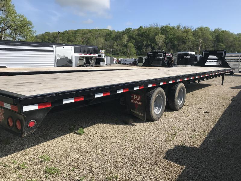 "2019 PJ 102""X40' Equipment Trailer"