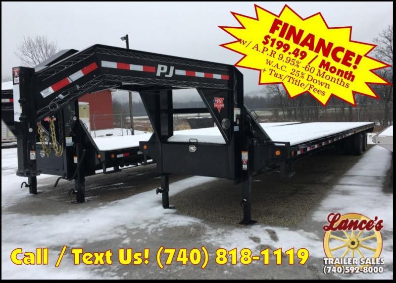 2018 PJ 40' Trailer K1295345