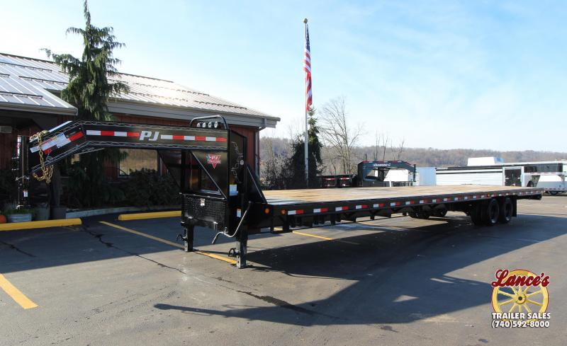 "2019 PJ 40' ""Hot Shot"" Flatdeck Trailer K3036689"