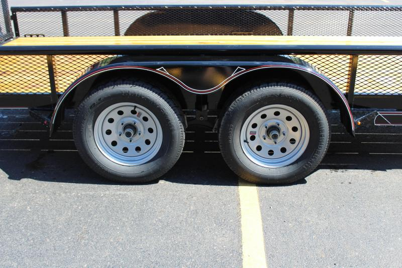 "2019 Diamond C 6GT 83""x16' Utility Trailer"