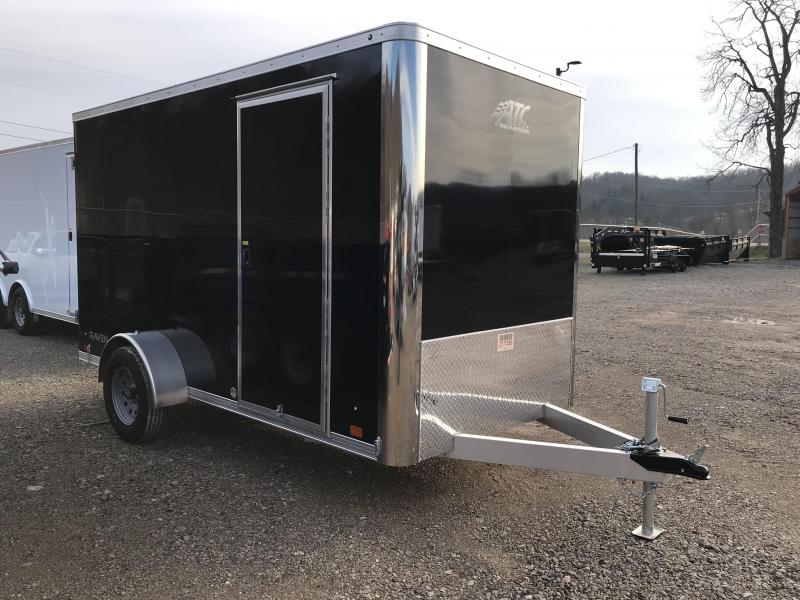 2019 ATC Raven 6'x12' Single Axle Cargo Trailer KC217458