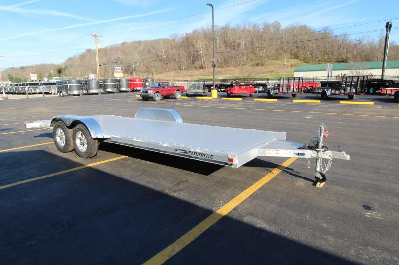 2018 Featherlite 3182 20' Aluminum Open Car Hauler JC147224