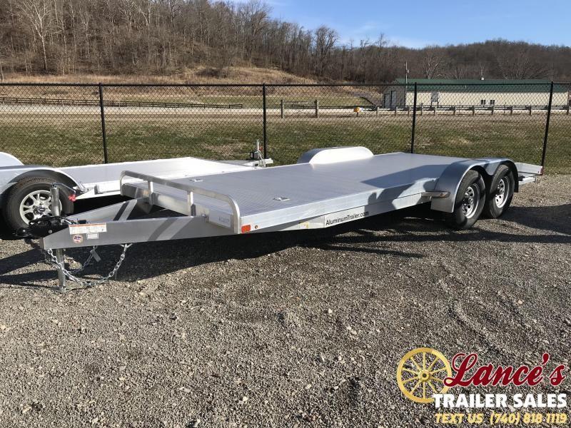 2018 ATC Arrow 20' Open Car Hauler KC211375