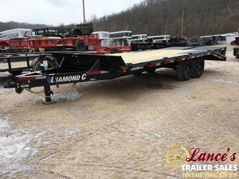 "2019 Diamond C DEC 102""x20' Equipment Trailer K1208720"