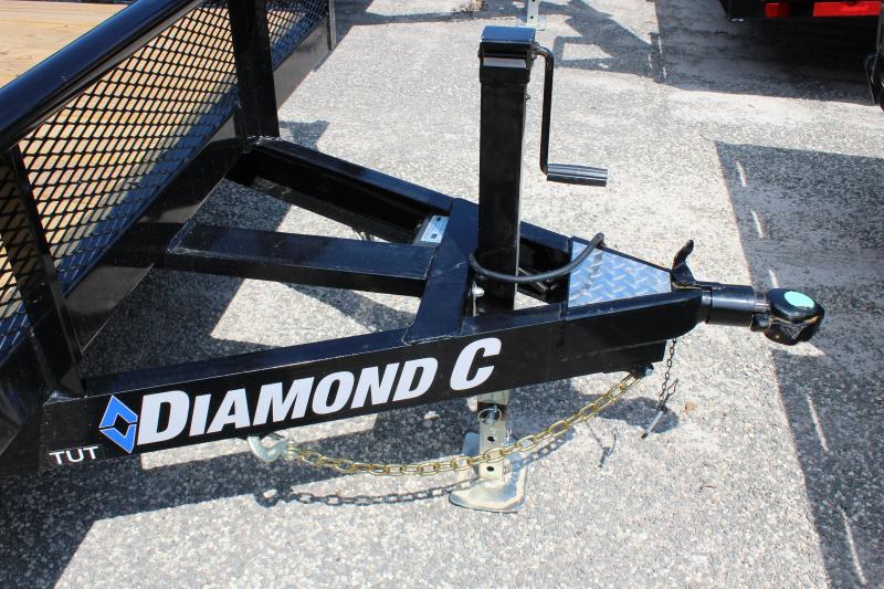 2019 Diamond C Trailers TUT252 Utility Trailer