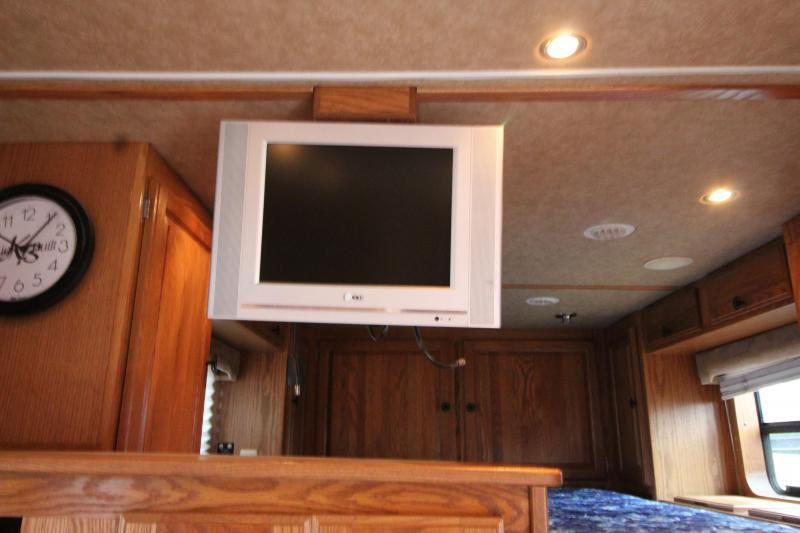 2006 Kiefer Built Genesis 4 Horse Trailer w/ Slide Out