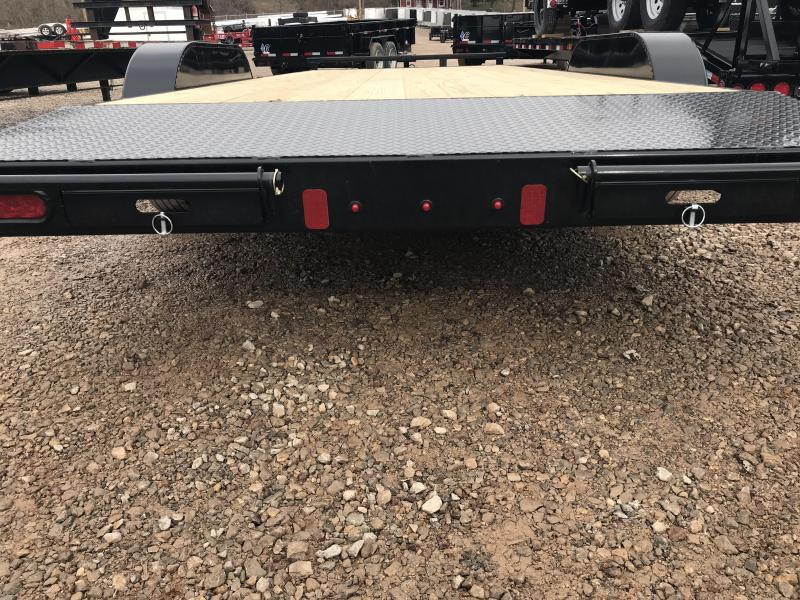 "2019 Diamond C 83""x18' Open Car Hauler K1209937"