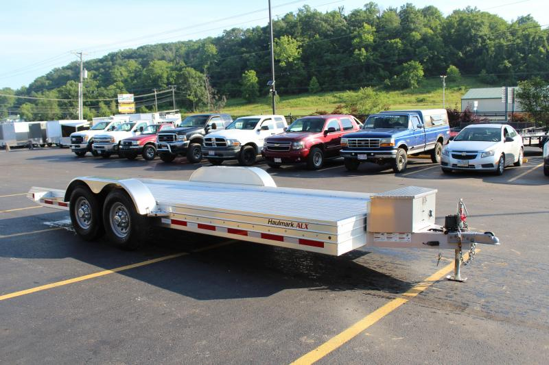 "2017 Haulmark ""HACO7920PT"" 20' ""Power Tilt"" Car Hauler"