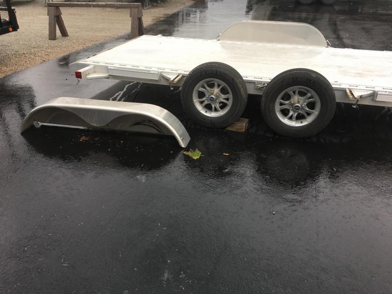 2017 Featherlite 3182 18' Aluminum Car Hauler