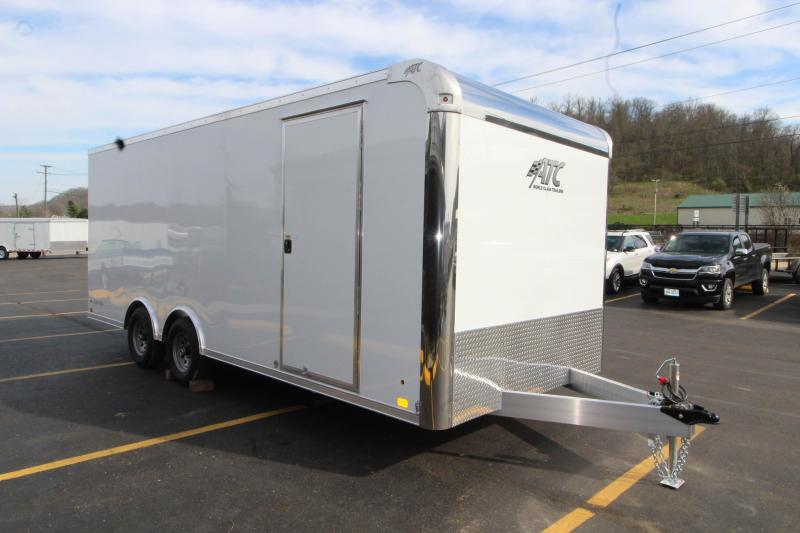2019 ATC Raven 8.5' x 20' Enclosed Car Hauler KC216377