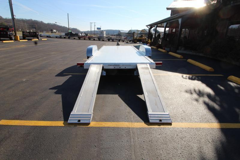 2018 Featherlite 3182 20' Aluminum Open Car Hauler