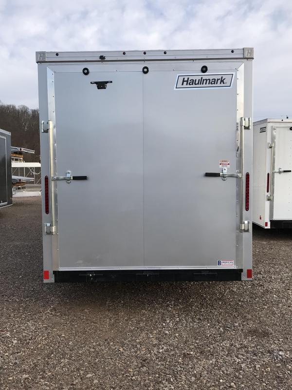 2019 Haulmark Transport 7'x16' Tandem Axle Cargo Trailer KH000360