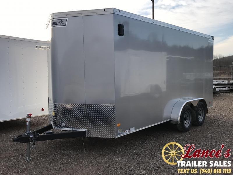 2019 Haulmark Transport 7'x16' Cargo Trailer