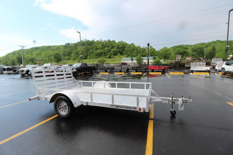 "2018 Featherlite 78""x12' Utility Trailer"