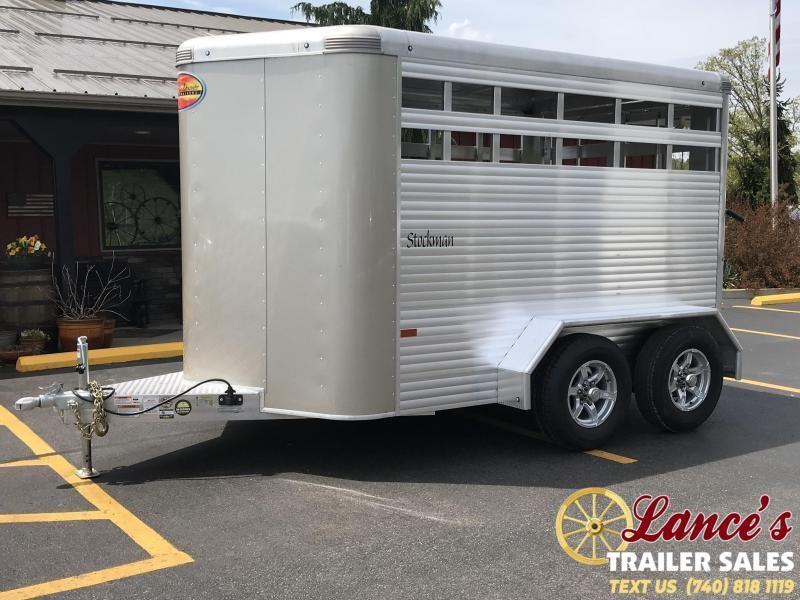 2020 Sundowner Stockman 12' Livestock Trailer