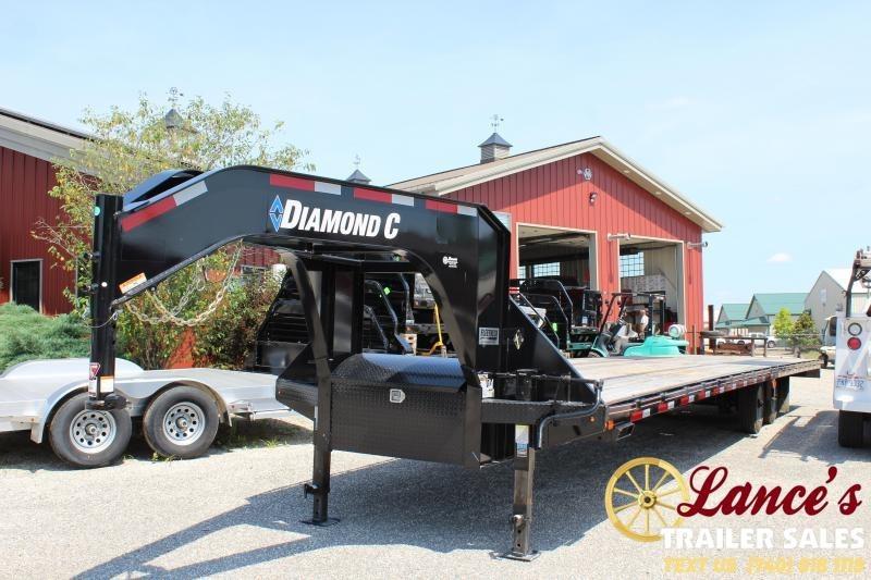 2019 Diamond C 40' Equipment Trailer K1209577
