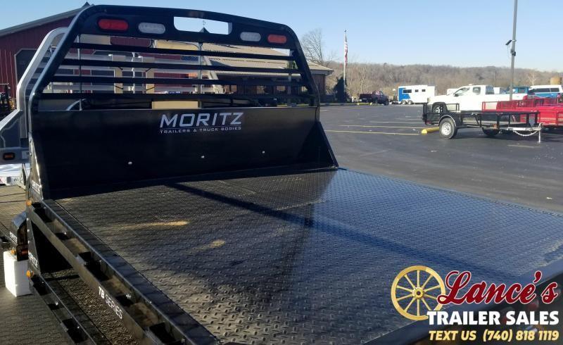 2019 Moritz 7'Wx8'6L (SRW) Steel Truck Bed