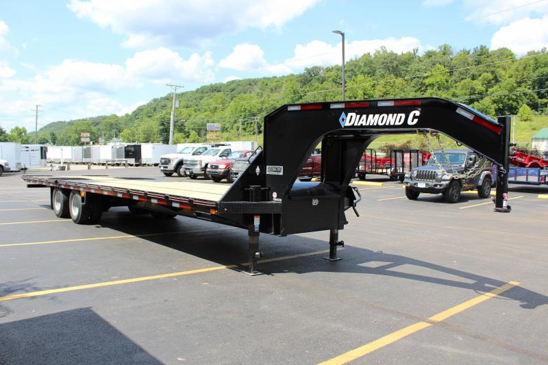 2018 Diamond C FMAX210 32' Hydraulic Dove K1211218