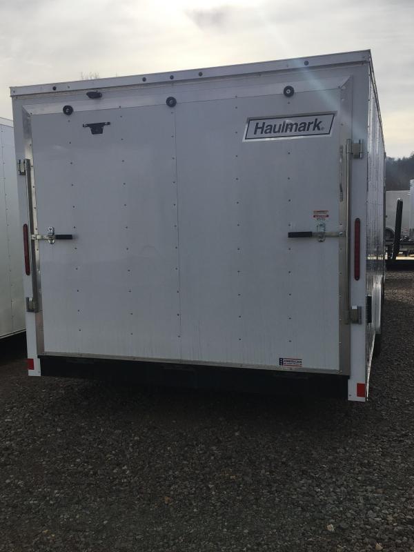 2018 Haulmark Passport 8.5'x24' Tandem Axle Cargo Trailer KH000403