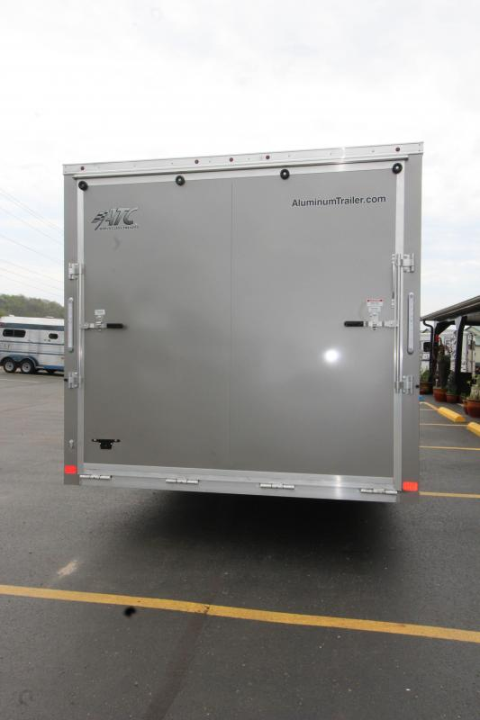 2019 ATC Raven Plus 8.5'x28' Enclosed Car Hauler KC215750
