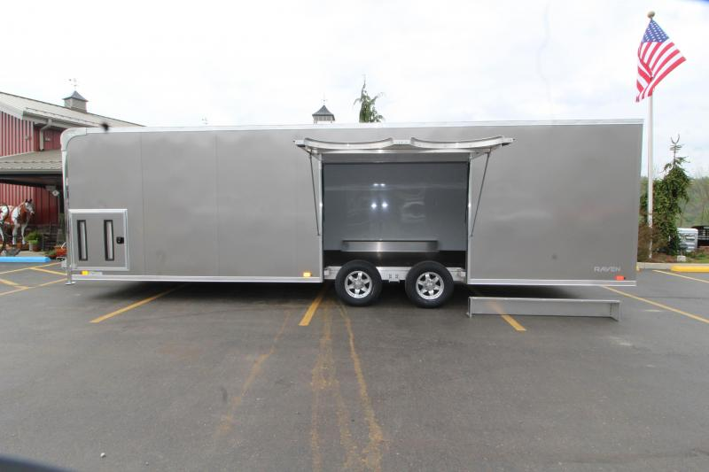2019 ATC Ravel Plus 8.5'x24' Enclosed Car Hauler KC215750
