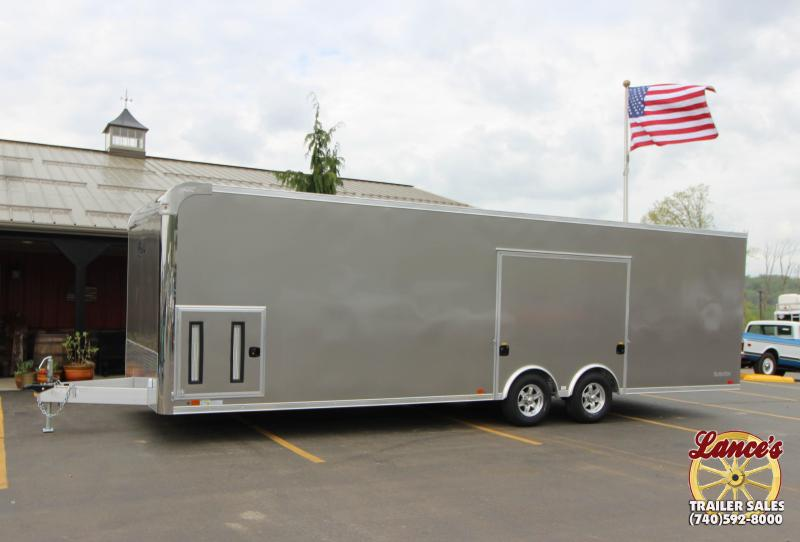 2019 ATC Raven 8.5'x28' Enclosed Car Hauler