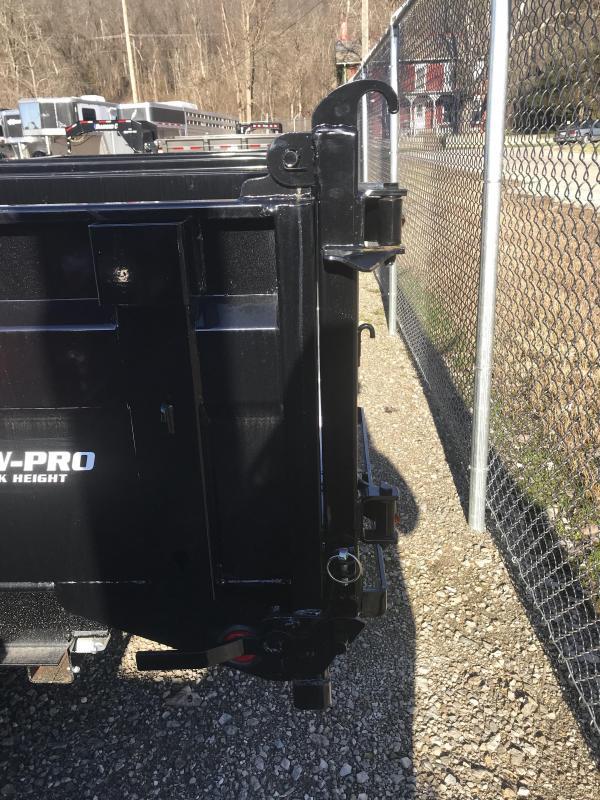 2019 PJ 7'x14' Dump Trailer K3037113