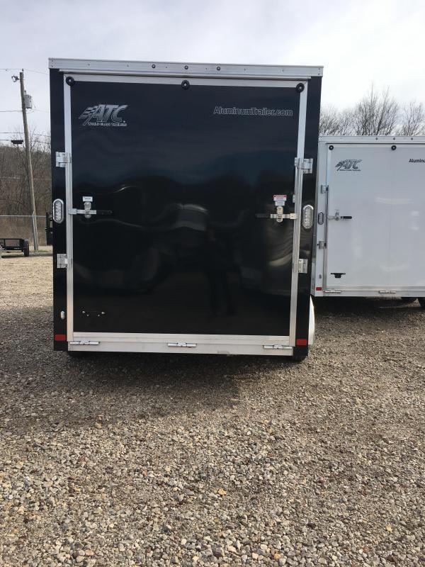 2019 ATC Raven 7'x14' Tandem Axle Cargo Trailer KC217457