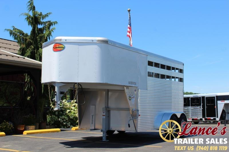 2020 Sundowner Trailers Rancher Special 2HGN Horse Trailer