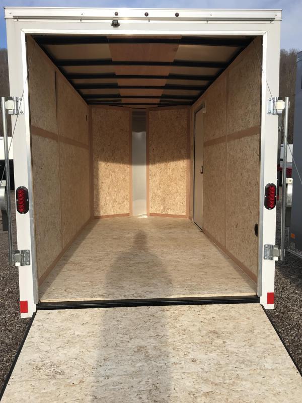2018 Haulmark Passport 6'x12' Single Axle Cargo Trailer JH369714