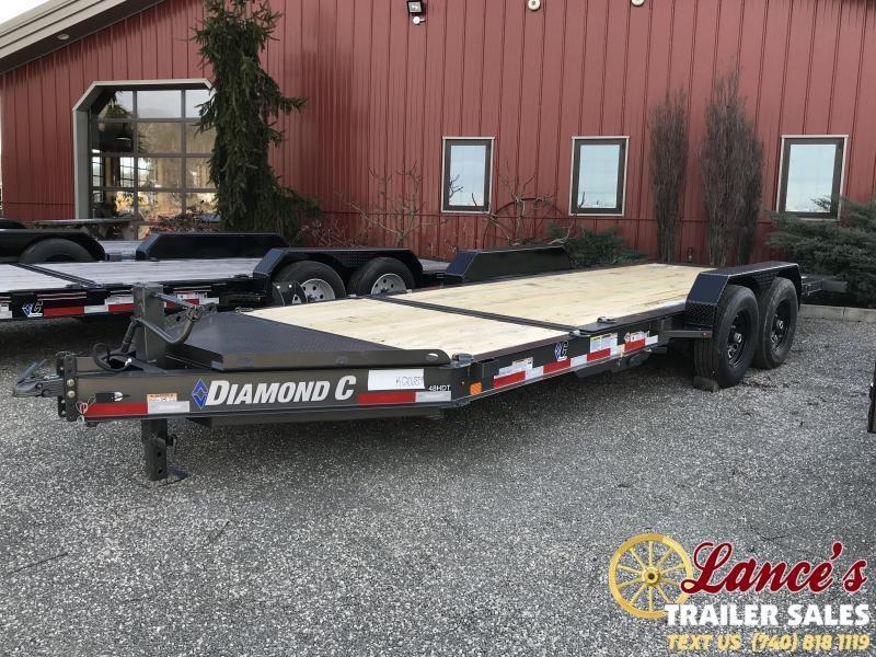 """2019 Diamond C 82""""x20' Tilt Equipment Trailer K1206854"""