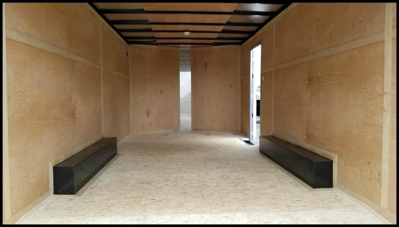 "2018 Haulmark 8'5x18' WT2 ""Contractor's Special"" Cargo Trailer"