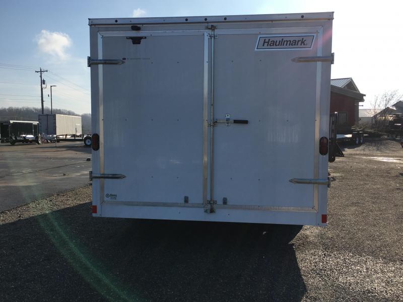 2018 Haulmark Passport 8'5x18' 7K Tandem Axle Cargo Trailer JH367888