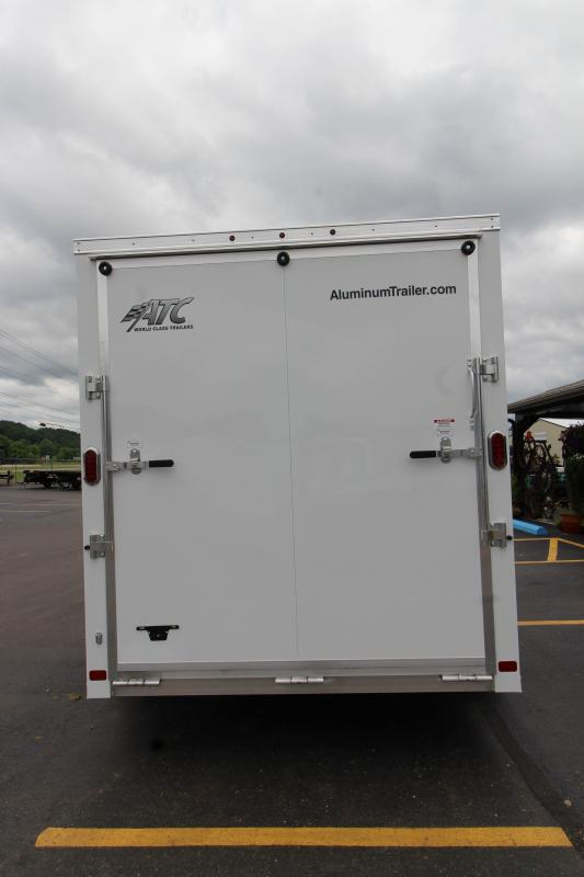 2019 ATC Raven 7'x14' Tandem Axle Cargo Trailer KC217456