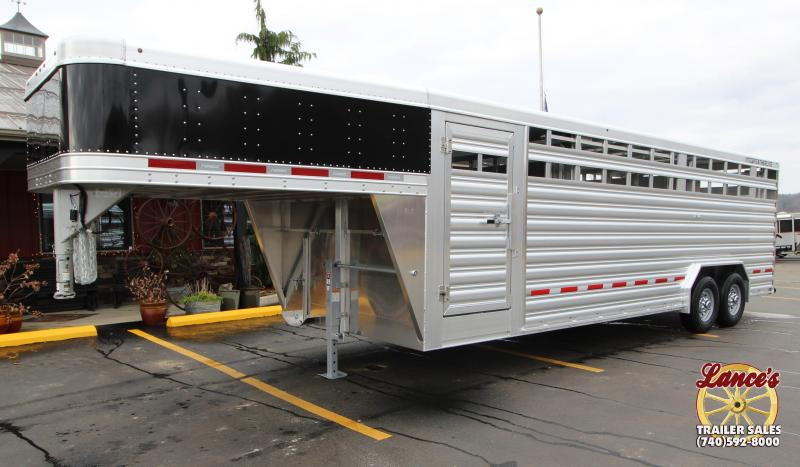 2019 Featherlite 8127 8x24 Show Cattle Trailer KC151520 in Ashburn, VA