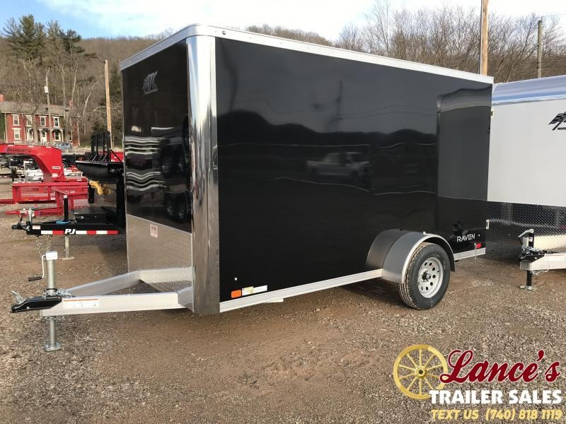 2019 ATC Raven 6'x12' Single Axle Cargo Trailer KC215746