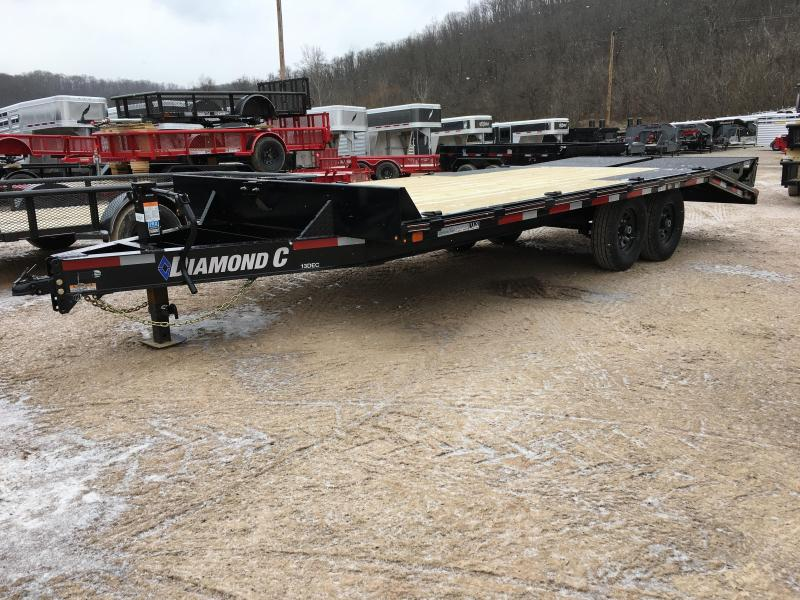 "2019 Diamond C DEC 102""x20' Equipment Trailer K1208785"