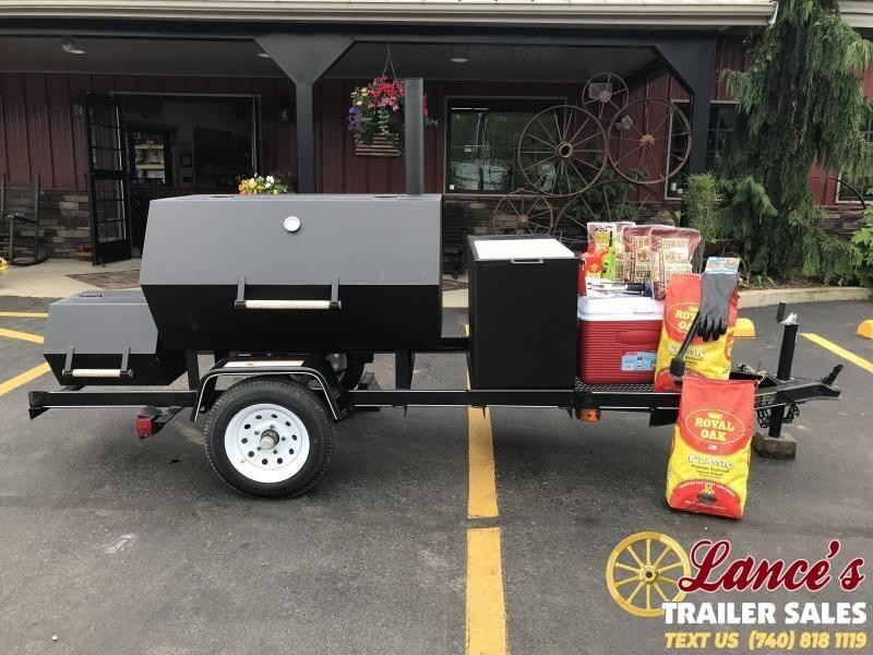 2019 Carry-On Smoker Grill & BBQ Bundle
