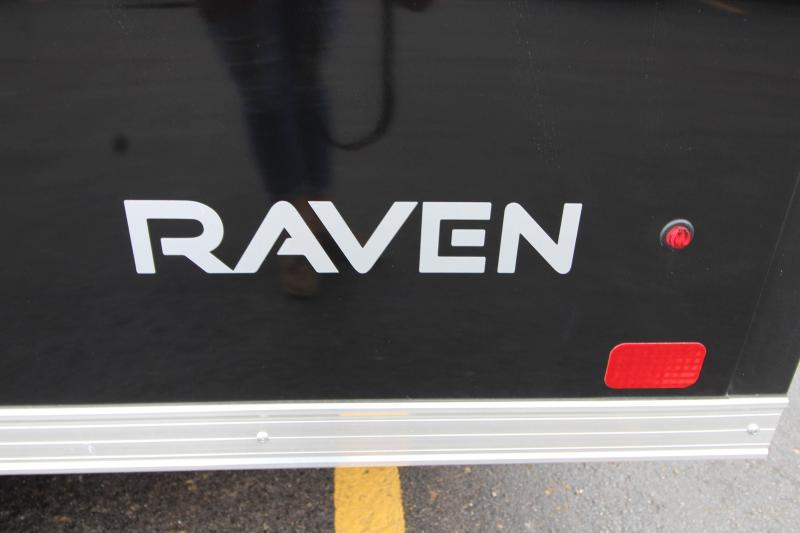 """2019 ATC 7x16 """"THE RAVEN"""" Cargo Trailer"""