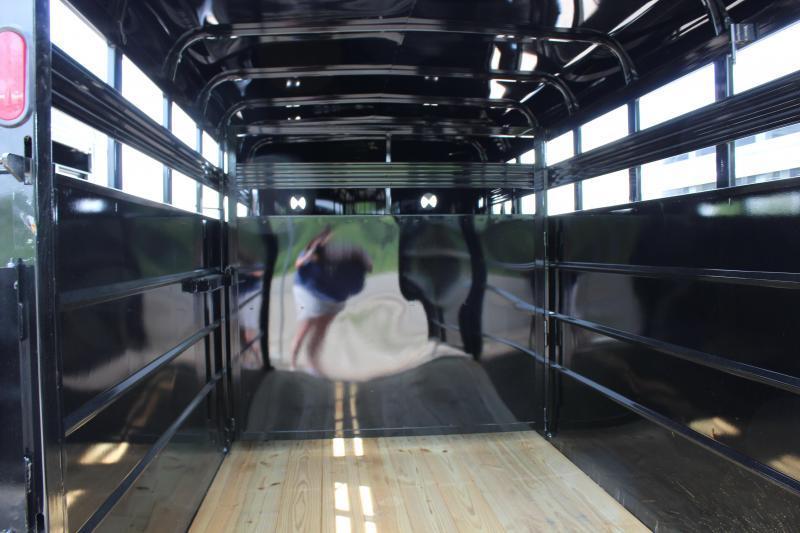 2019 CornPro 16' Livestock Trailer