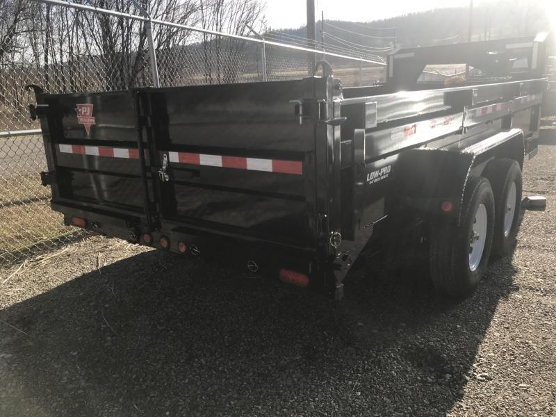 2019 PJ 7'x16' XL Gooseneck Dump K3034358