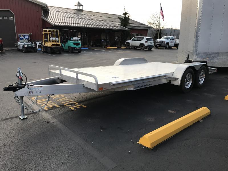 2018 ATC Arrow Deluxe 18' Open Car Hauler