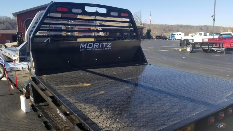 2017 Moritz 8'Wx9'4L (Dually) Truck Bed