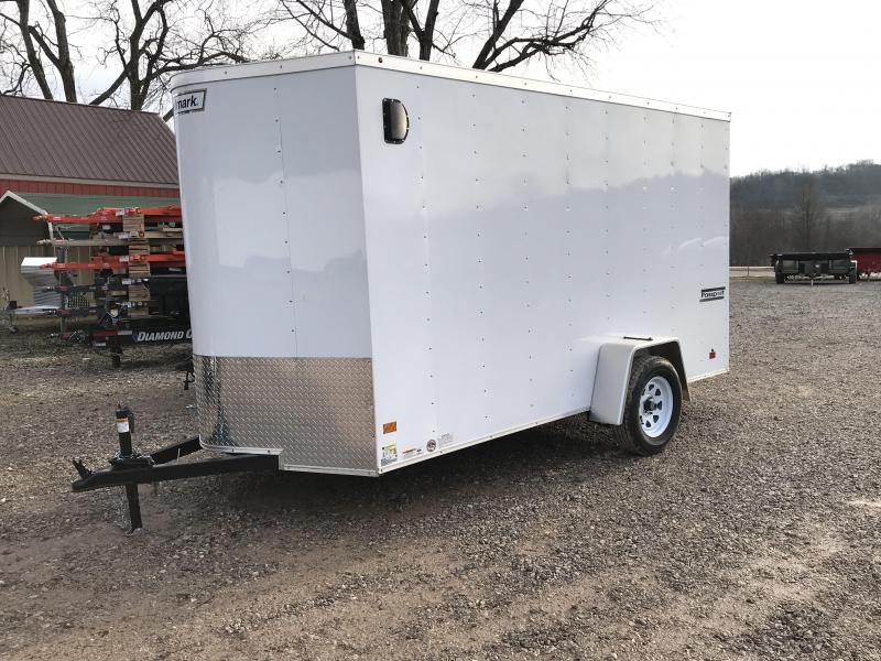 2018 Haulmark Passport 6'x12' Single Axle Cargo Trailer JH370379
