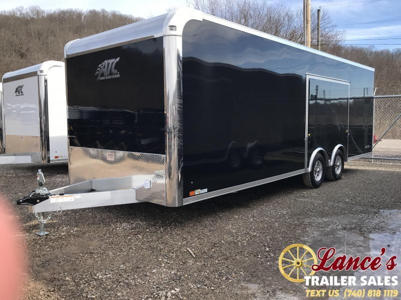 2019 ATC Raven Plus 8.5'x24' Enclosed Car Hauler KC217462